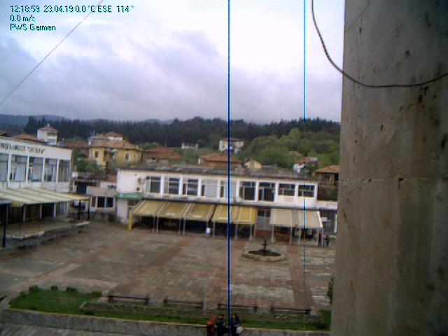 Live webcam from Garmen